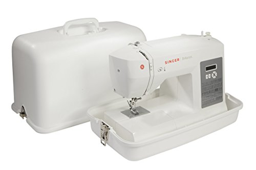 Singer Sewing Machine 611.BR Carrying Case