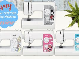 Brother SM1738D Sewing Machine Review