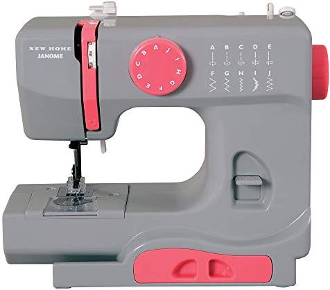 Buy Janome 10 Stitch Sewing Machine