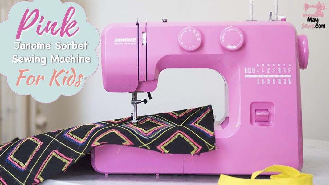 Janome Pink Sorbet Review
