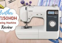 Brother ST150HDH Sewing Machine Review