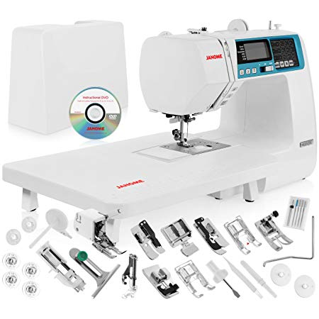Janome 4120QDC-B Sewing Machine