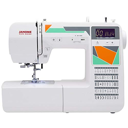 Janome MOD-50 Sewing Machine