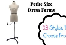 Petite Dress Forms