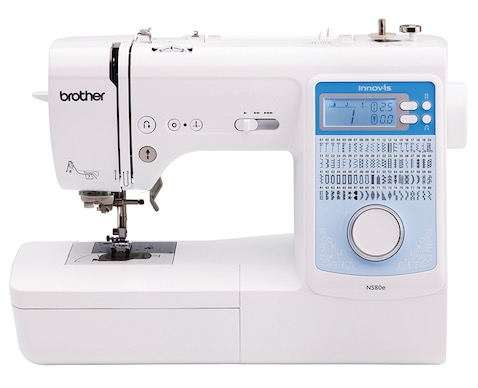 Brother Innov-is NS80E Sewing Machine Review