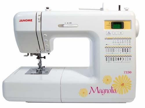 Janome Magnolia 7330 Machine