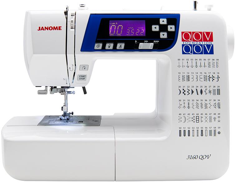 Buy Janome 3610QOV